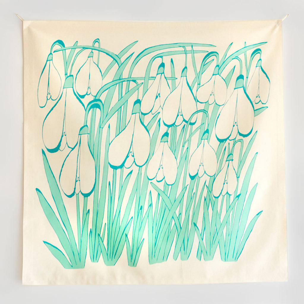 Matthew The Horse 'Snowdrops' Banner