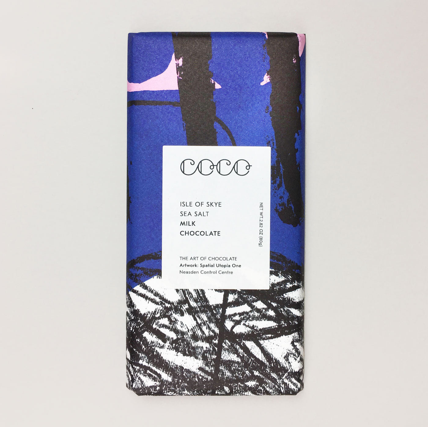 Coco Chocolatier - Isle Of Skye Sea Salt (Milk)