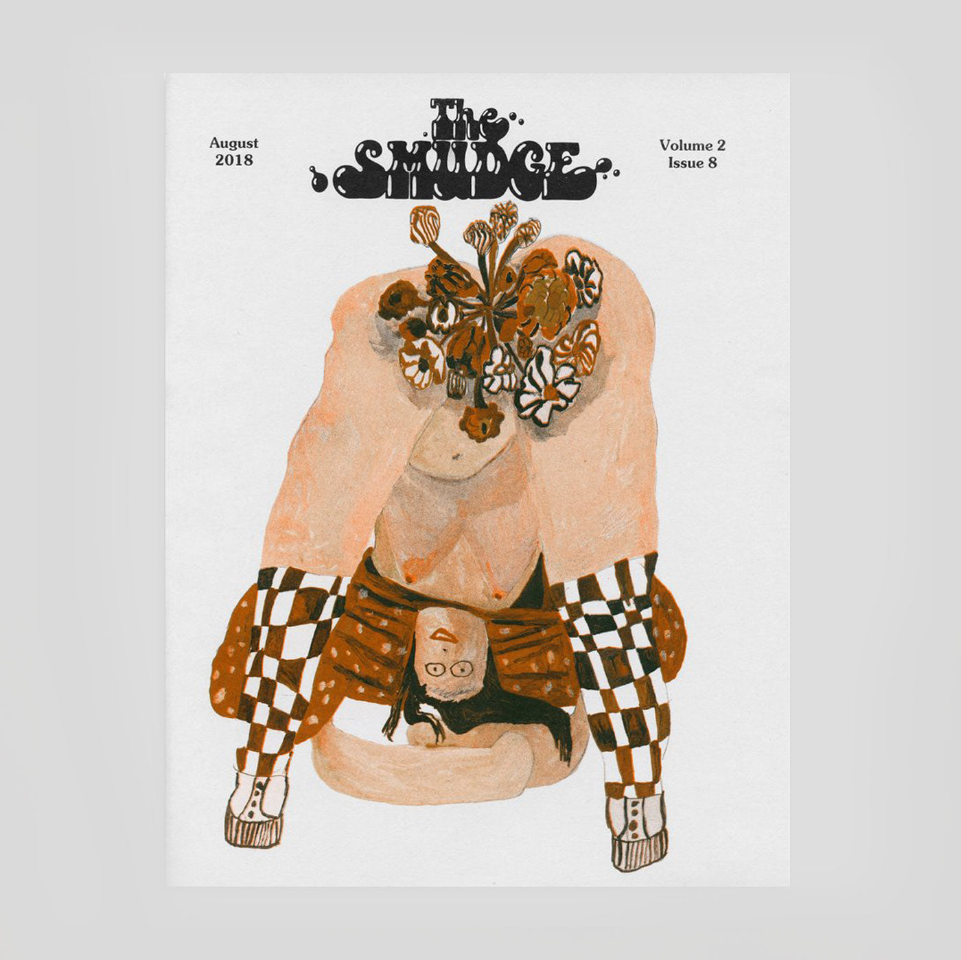 The Smudge Paper Vol.2 Issue 8