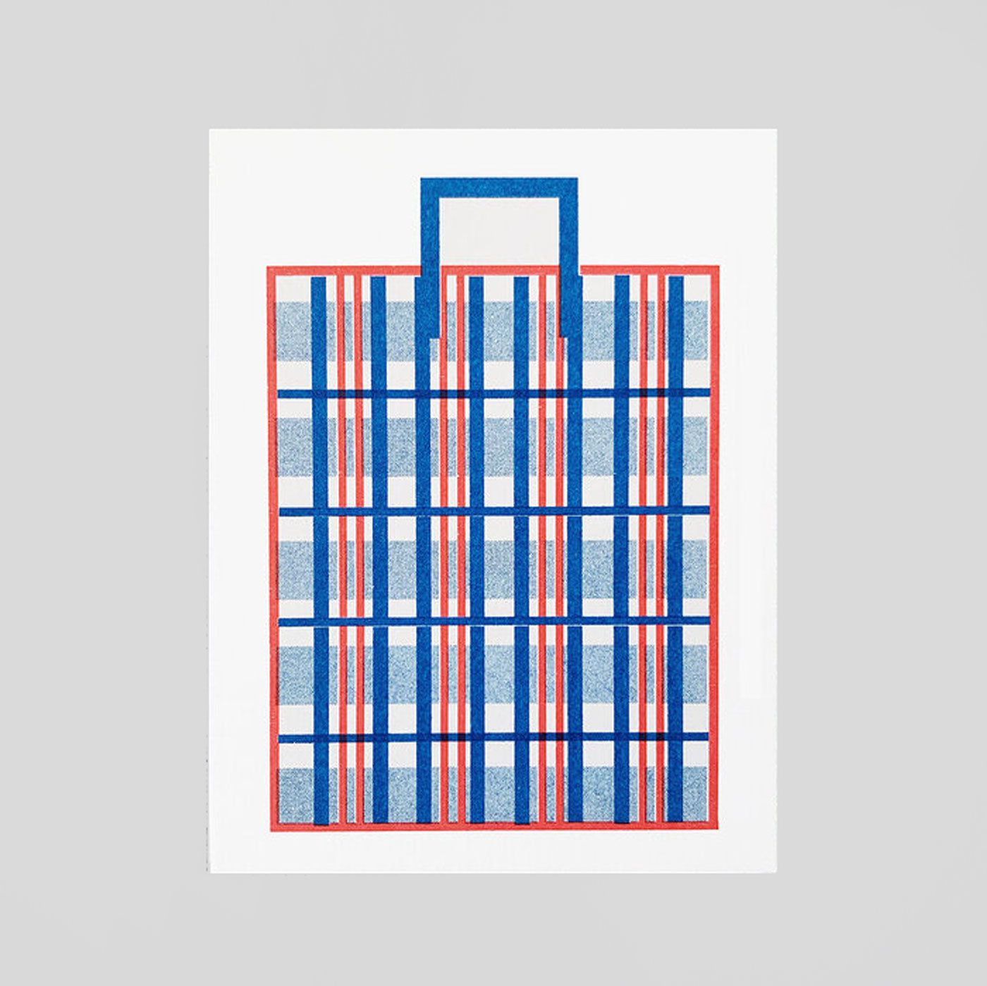 Scout Editions - Laundry Bag Mini Riso Card.
