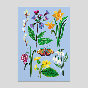 Brie Harrison - Spring Has Sprung Card