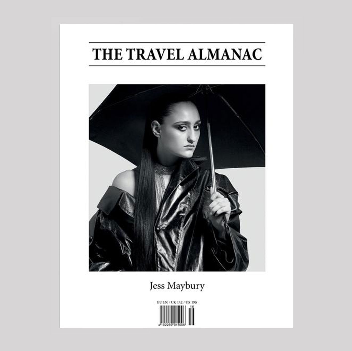 The Travel Almanac #16 Spring/Summer 2019 - Colours May Vary