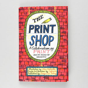 The Print Shop by Alice Pattullo