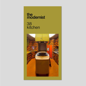 The Modernist #38 'Kitchen'