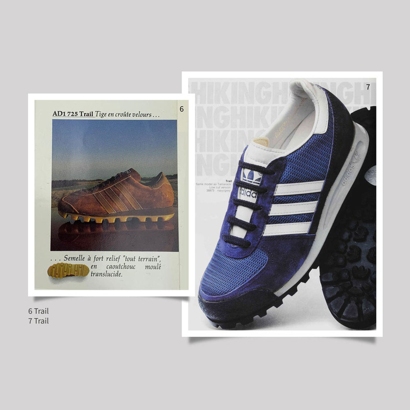 Vintage Adidas Schuhe North America Book 2 – Colours May