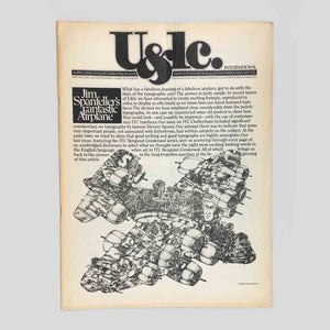 U&lc Vol. 3, No. 1, Mar 1979
