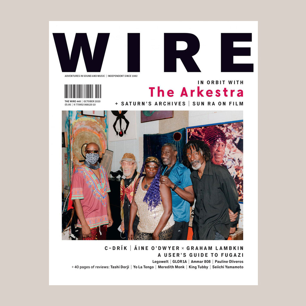 Wire Magazine #440 - Colours May Vary