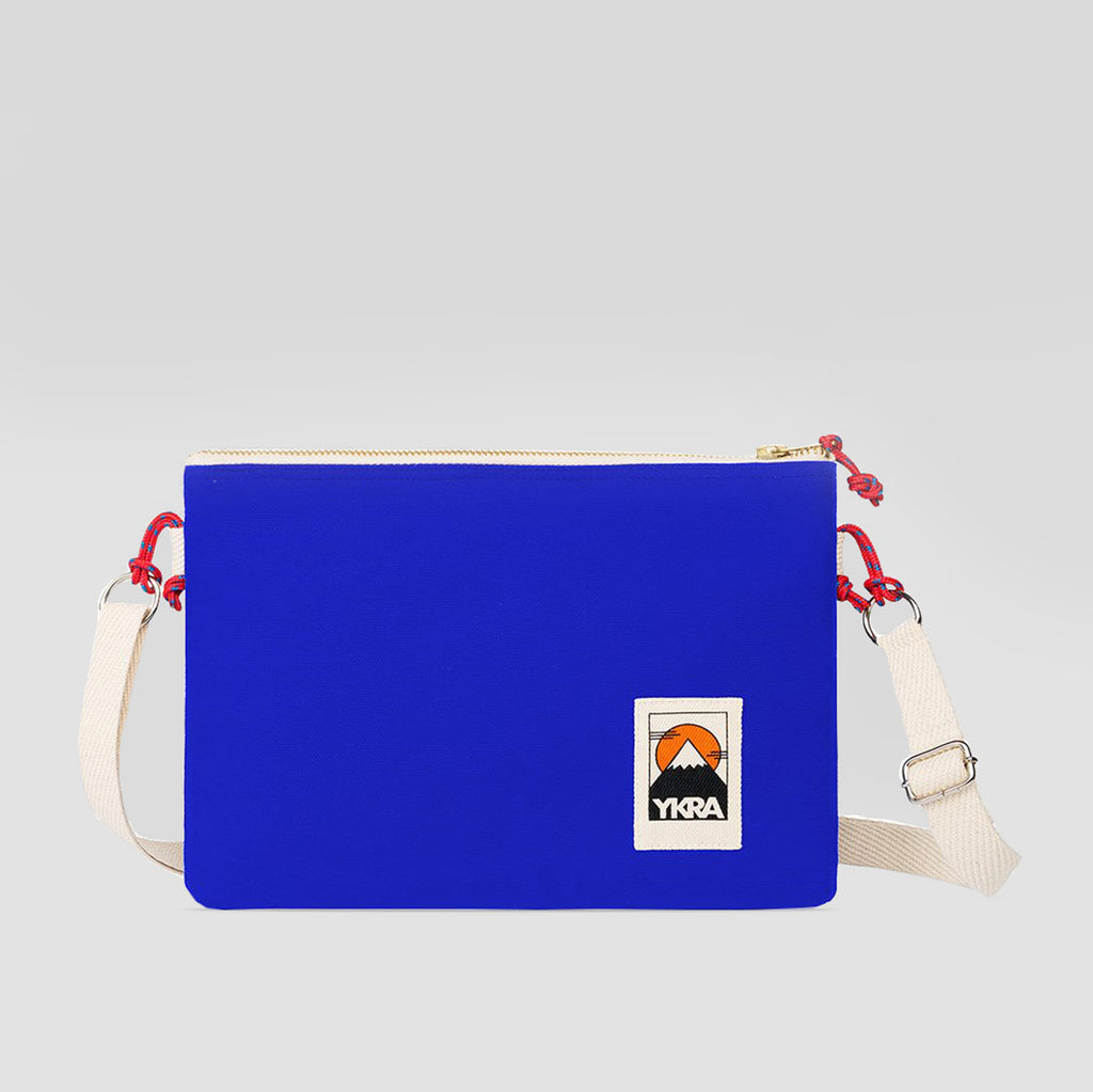 YKRA Side Pouch - Blue - Colours May Vary