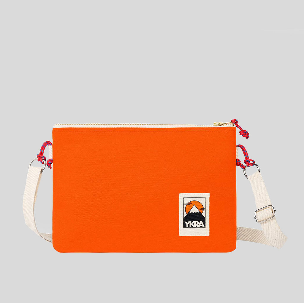 YKRA Side Pouch - Orange - Colours May Vary