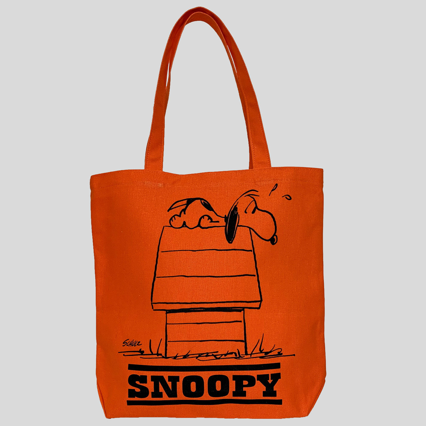 Peanuts Tote - I Think I'm Allergic To Mornings!