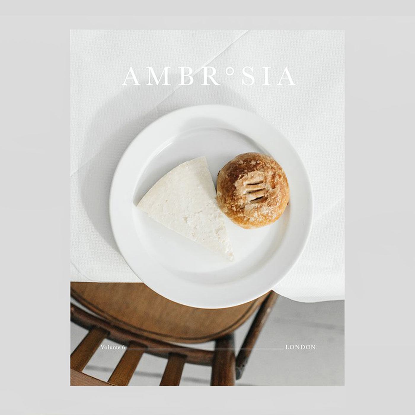 Ambrosia #6 London - Colours May Vary