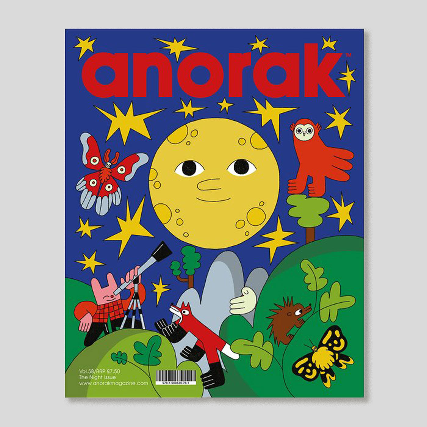 Anorak Vol.53 'The Ice Cream Issue' - Colours May Vary