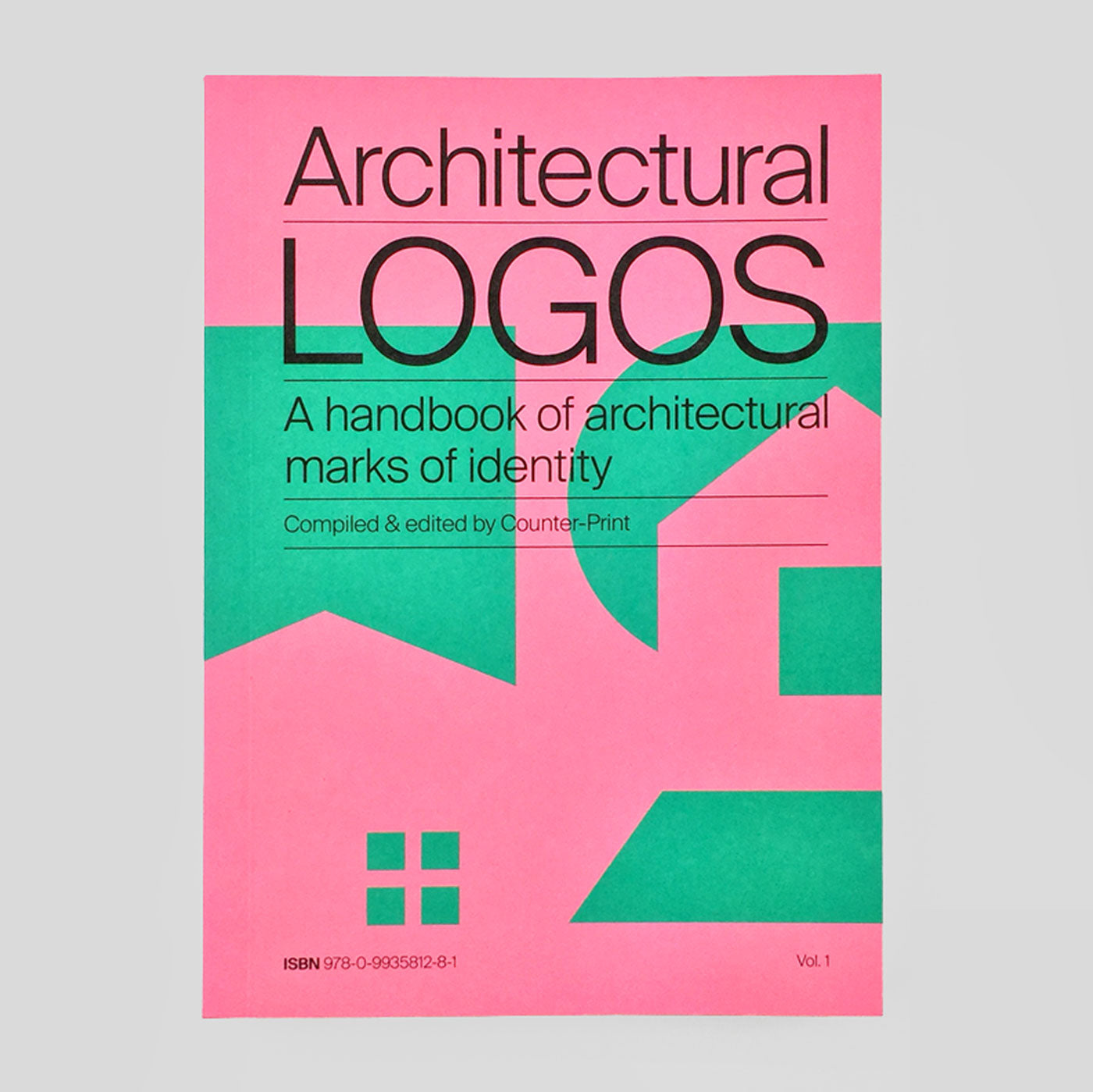 Architectural Logos: A Handbook of Architectural Marks of Identity by Counter-Print. Colours May Vary.