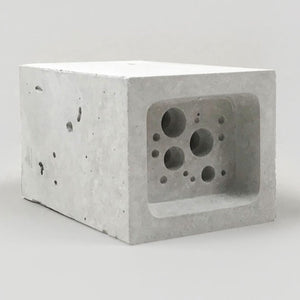 Small Bee Brick (white) - Green&Blue - Colours May Vary