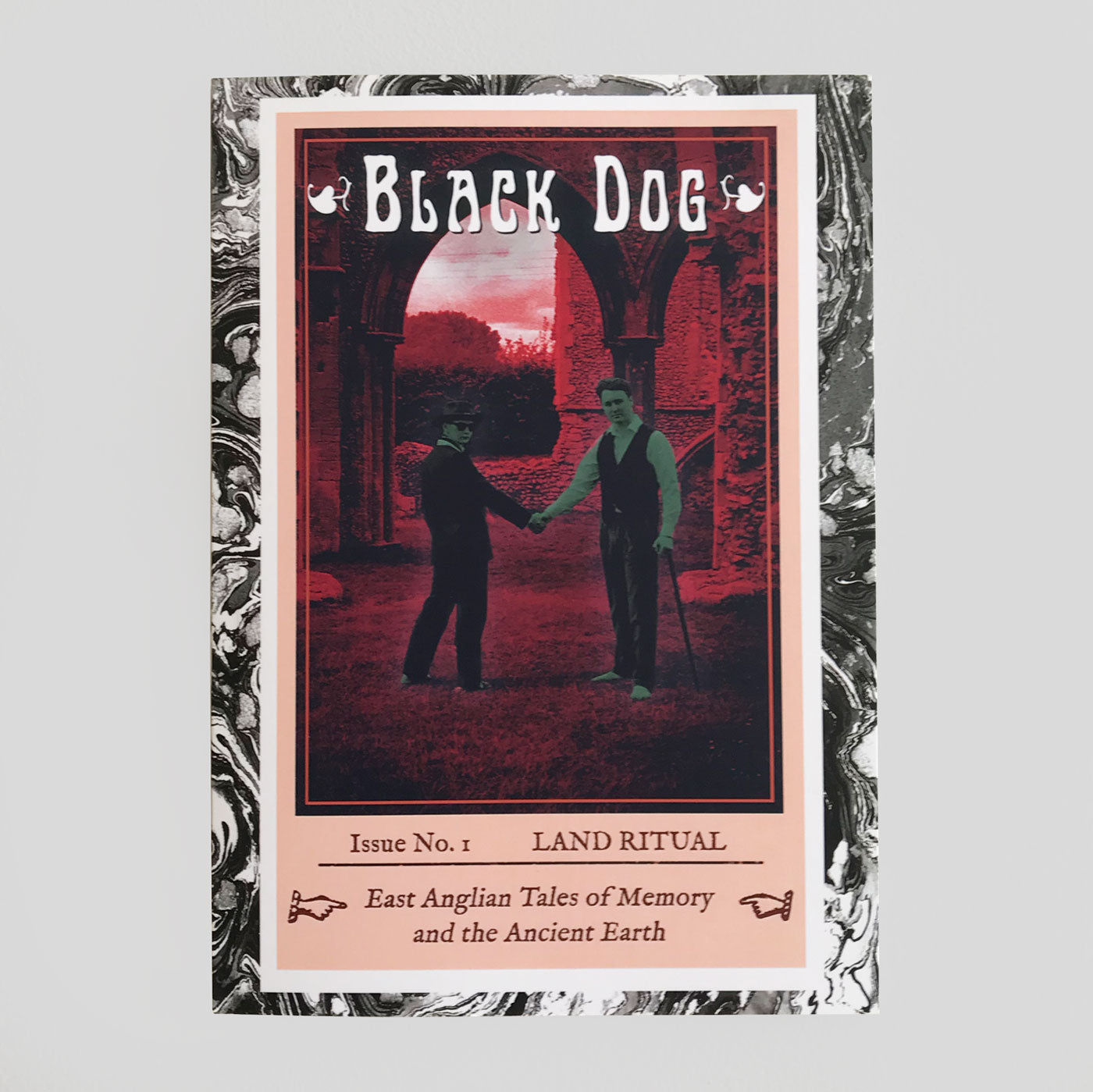 Black Dog #1 'Land Ritual' | Colours May Vary