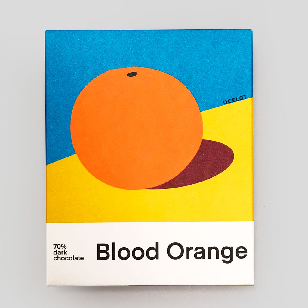 Ocelot Chocolate | Blood Orange | Colours May Vary