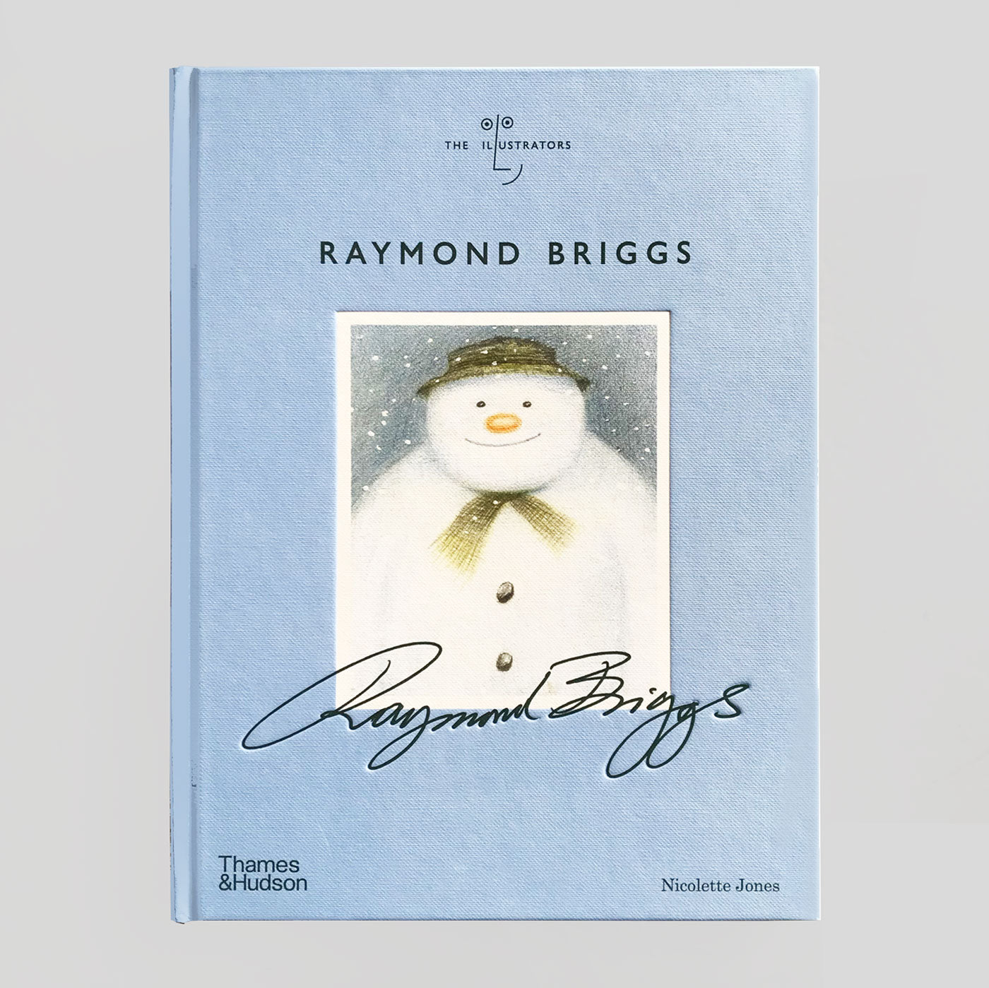 Raymond Briggs (The Illustrators)| Nicolette Jones | Colours May Vary