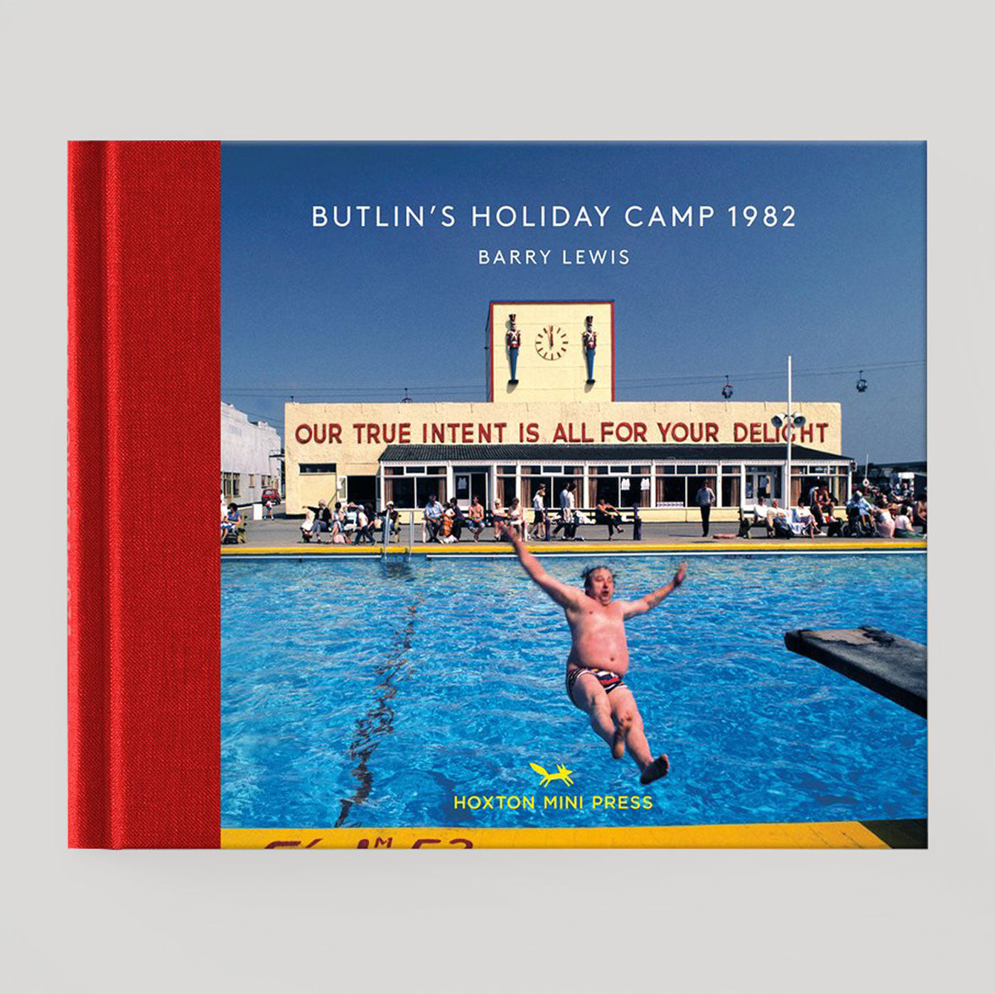 Butlin's Holiday Camp 1982 by Barry Lewis - Colours May Vary