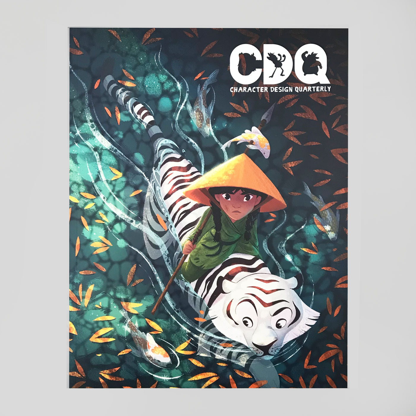 Character Design Quarterly (CDQ) #12 | Colours May Vary