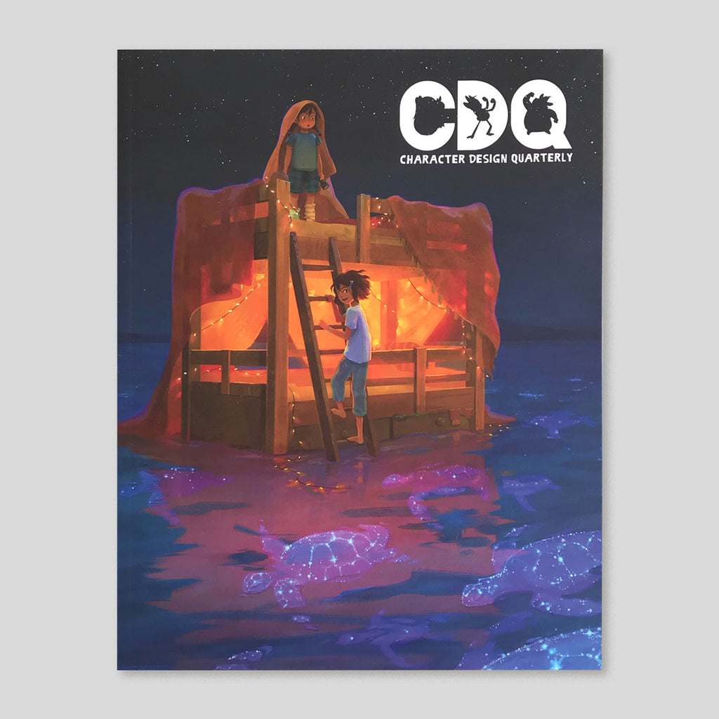 Character Design Quarterly (CDQ) #16 | Colours May Vary