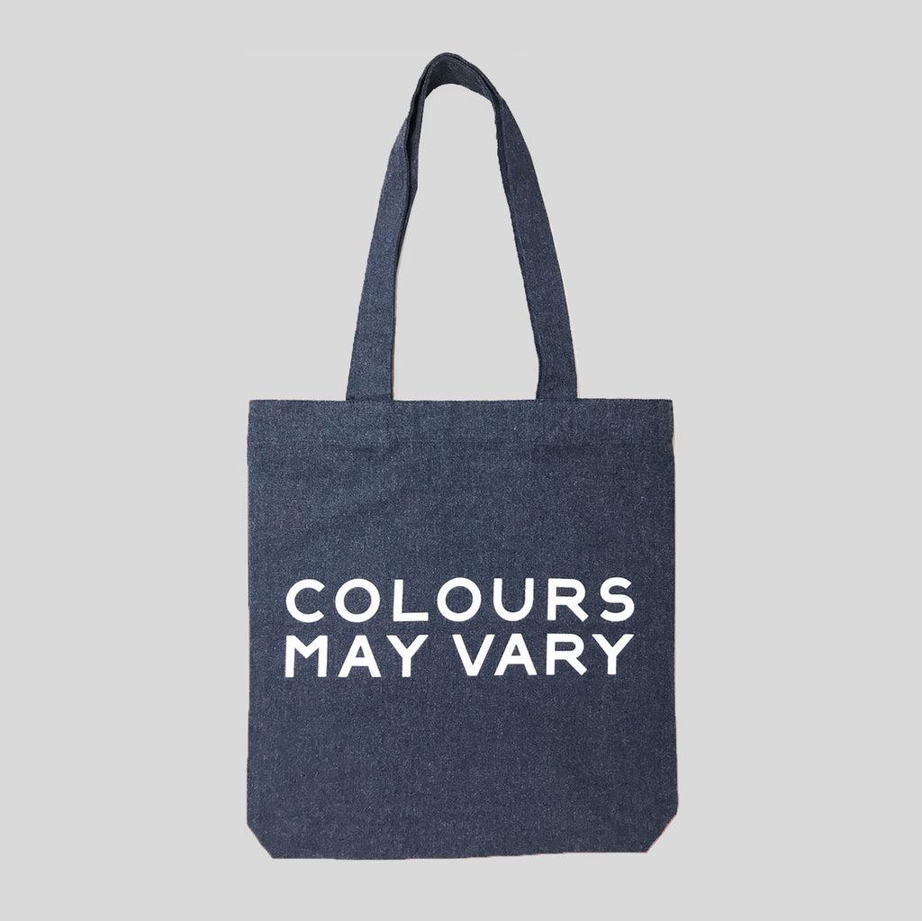 Colours May Vary Tote Bag - Blue