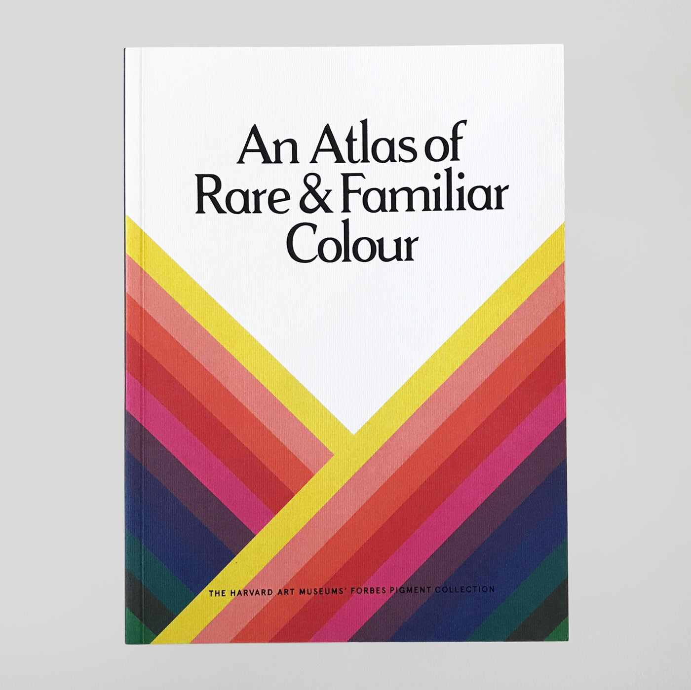 An Atlas of Rare & Familiar Colour - Colours May Vary