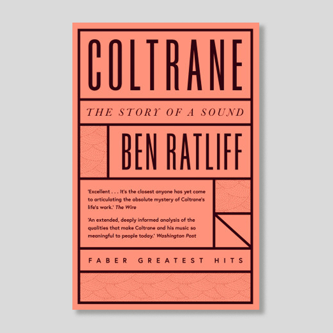 Coltrane - The Story Of A Sound | Ben Ratliff ? Colours May Vary