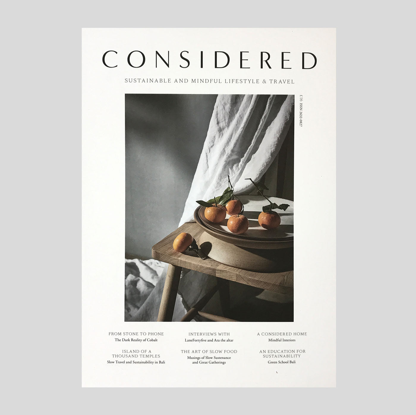 Considered Magazine #2 - Colours May Vary
