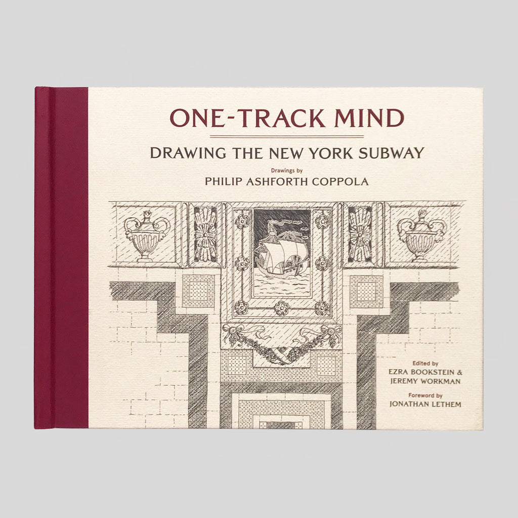 One-Track Mind: Drawing the New York Subway
