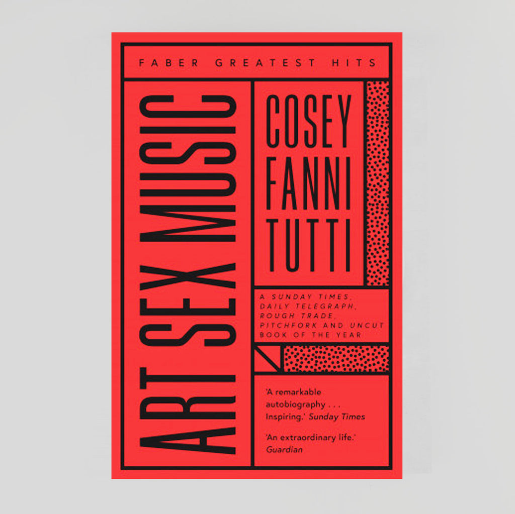 Art Sex Music | Cosey Fanni Tutti | Colours May Vary