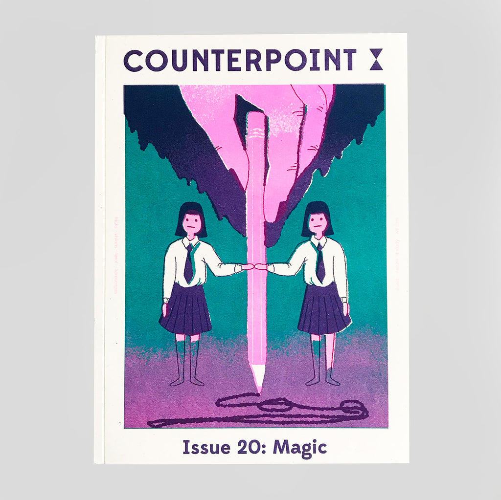 Counterpoint Magazine #20 'Magic' - Colours May Vary