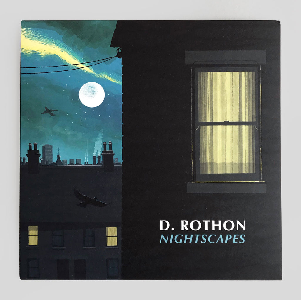 D Rothon - Nightscapes - Clay Pipe Music - Frances Castle - Colours May Vary