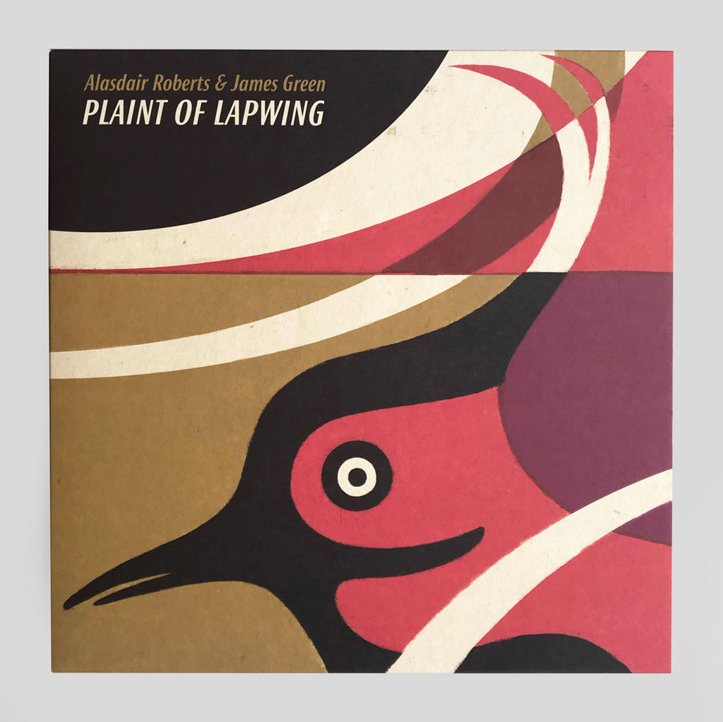 Alasdair Roberts & James Green - Plaint of Lapwing - Clay Pipe Music - Frances Castle - Colours May Vary