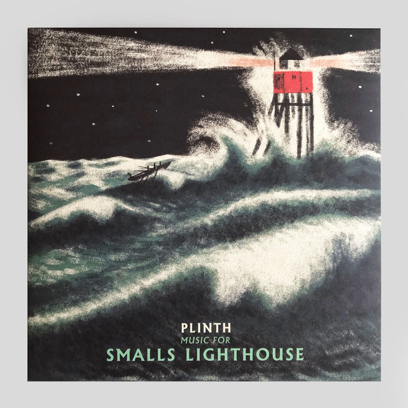 Plinth - Music for Smalls Lighthouse - Clay Pipe Music - Frances Castle - Colours May Vary