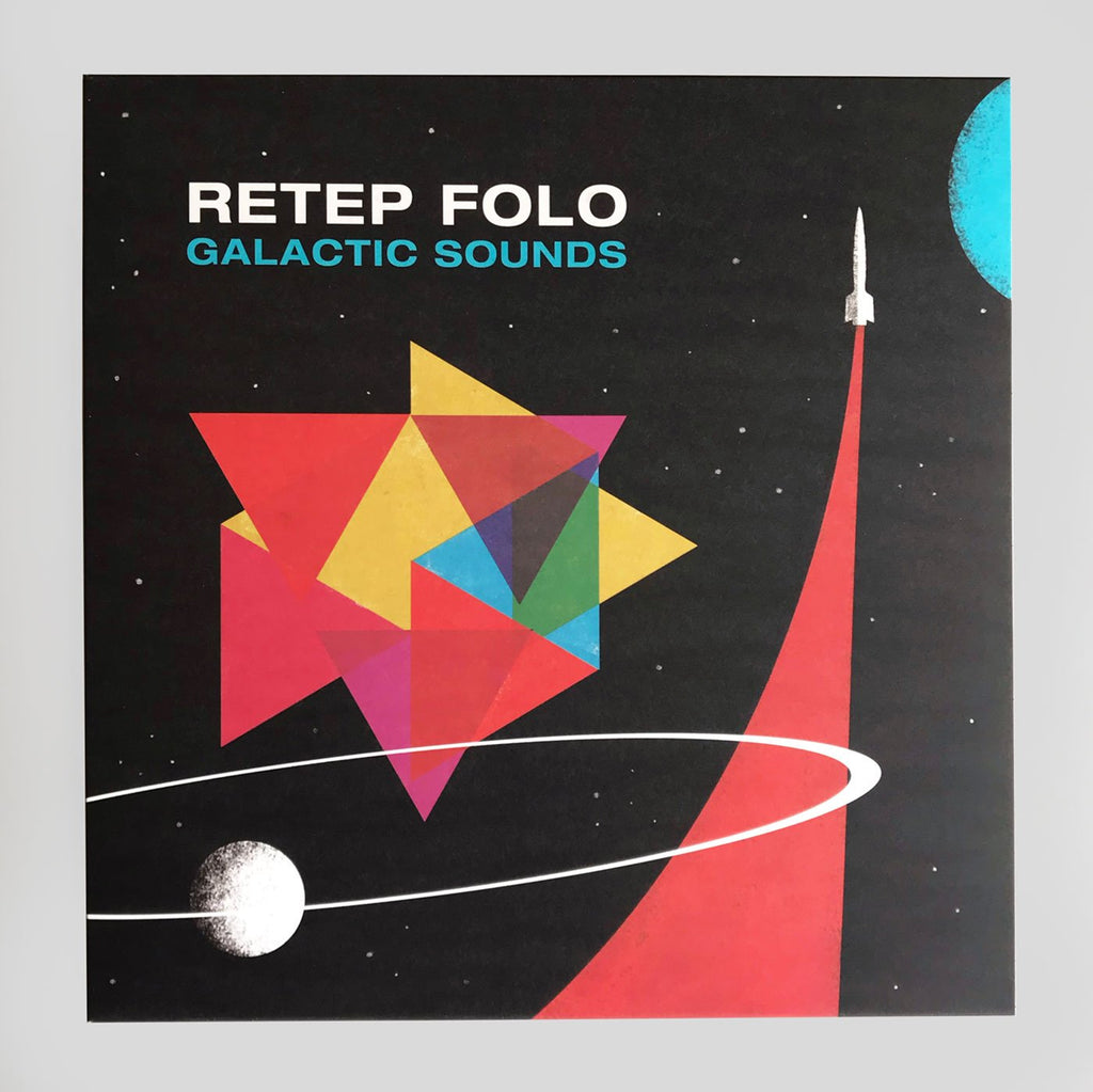 Retep Folo - Galctic Sounds - Clay Pipe Music - Frances Castle - Colours May Vary