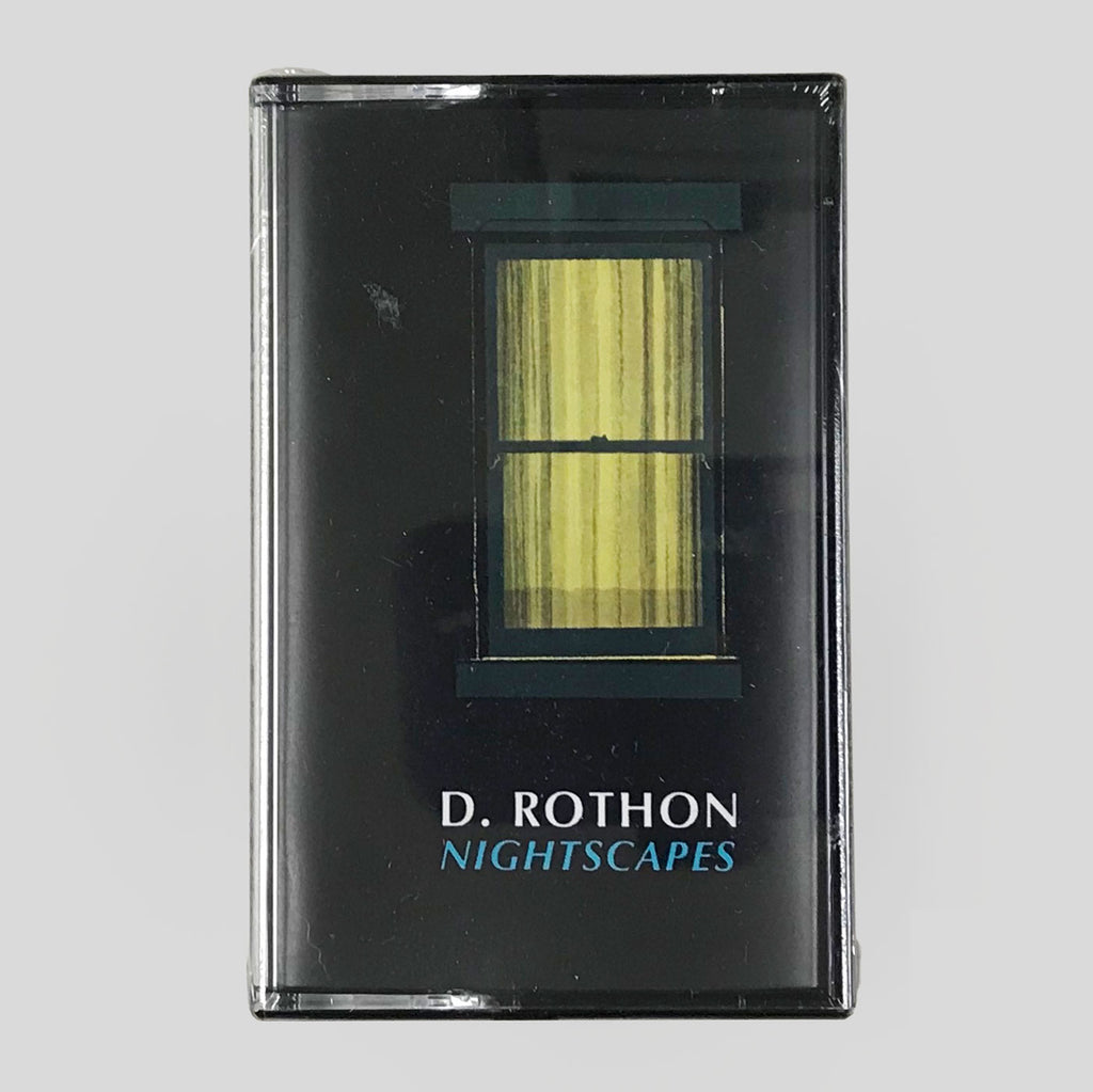 D Rothon - Nightscapes (Cassette)  - Clay Pipe Music