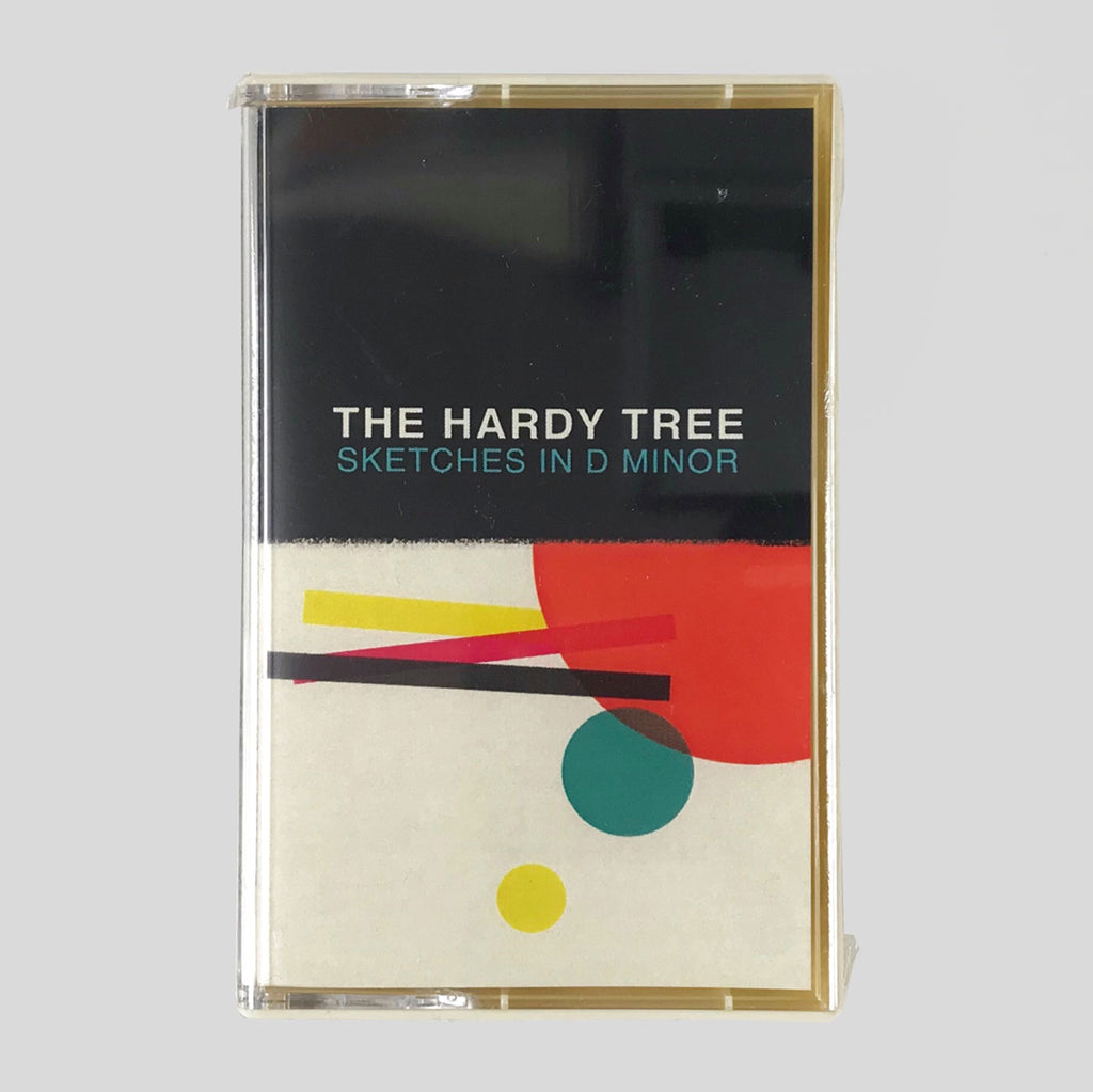 The Hardy Tree 'Sketches in D Minor' (Cassette)  - Clay Pipe Music