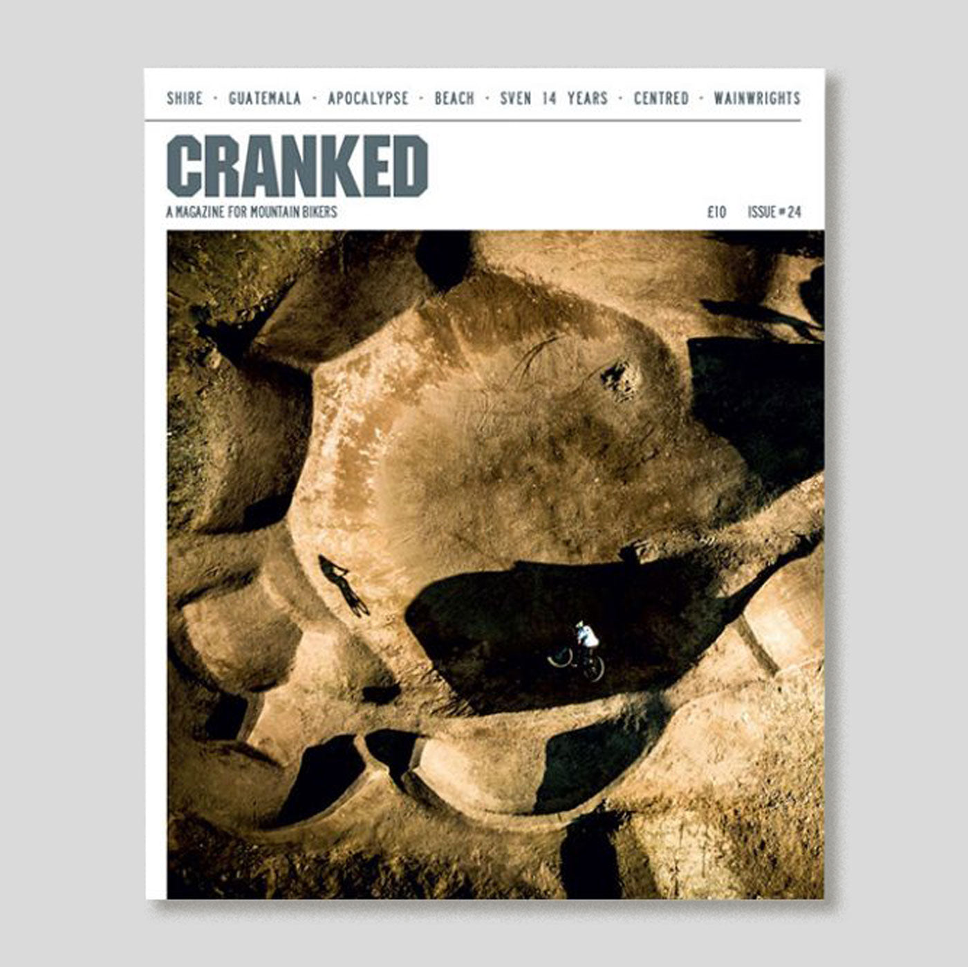 Cranked Magazine #10 | Colours May Vary