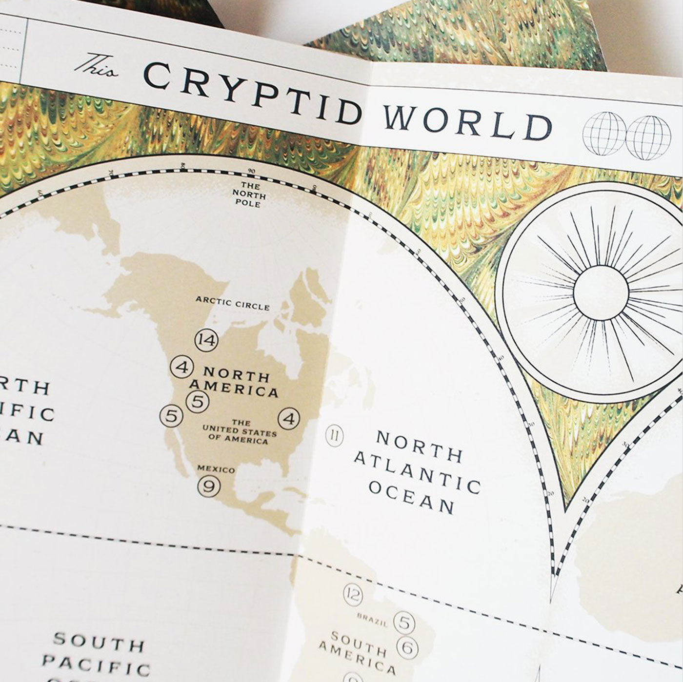 The Cryptid World: A Global Survey Of Undiscovered Beasts