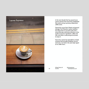 Coffee Shop Series Vol.1: Leeds | Dan Saul Pilgrim