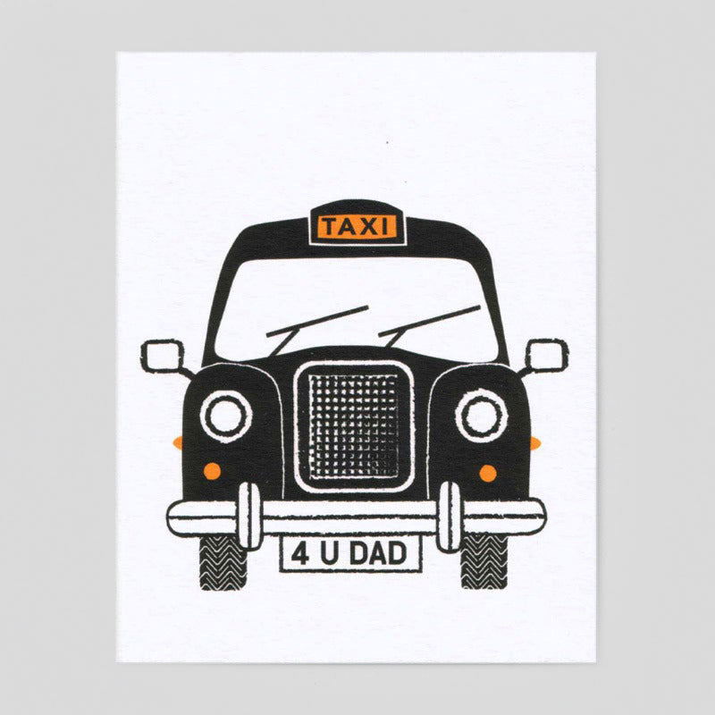 Dad Cab by Lisa Jones Studio