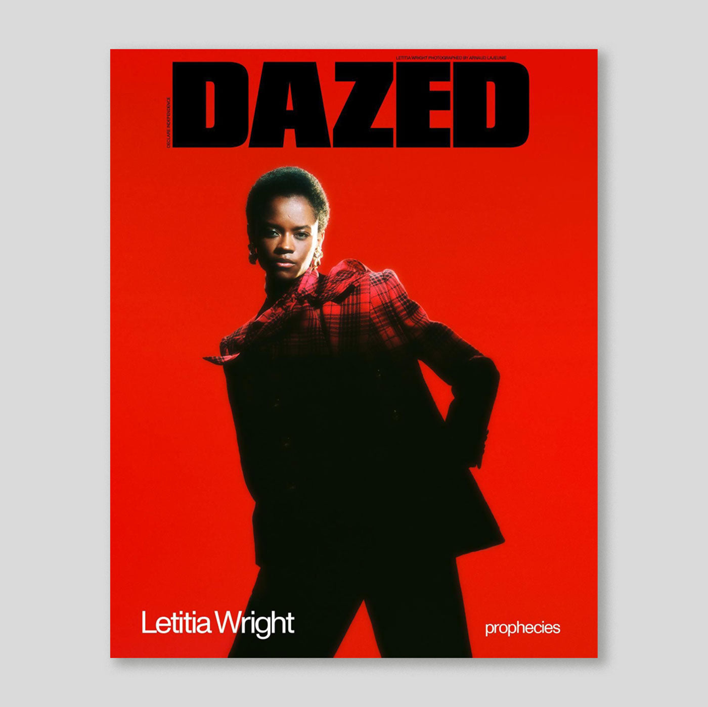 Dazed & Confused Autumn/Winter 2020 | 'Prophecies Issue' | Colours May Vary