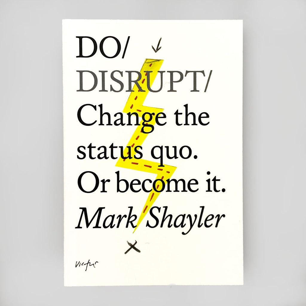 Do Disrupt by Mark Shayler - Do Books