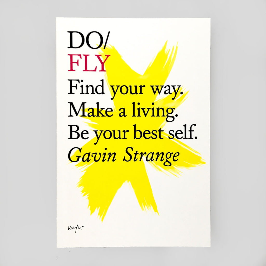 Do Fly by Gavin Strange - Do Books