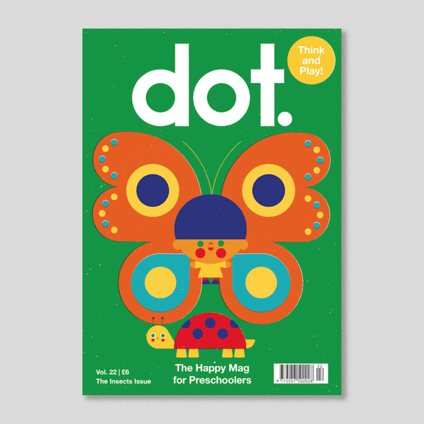 Dot Magazine #22 'The Insects Issue' | Colours May Vary