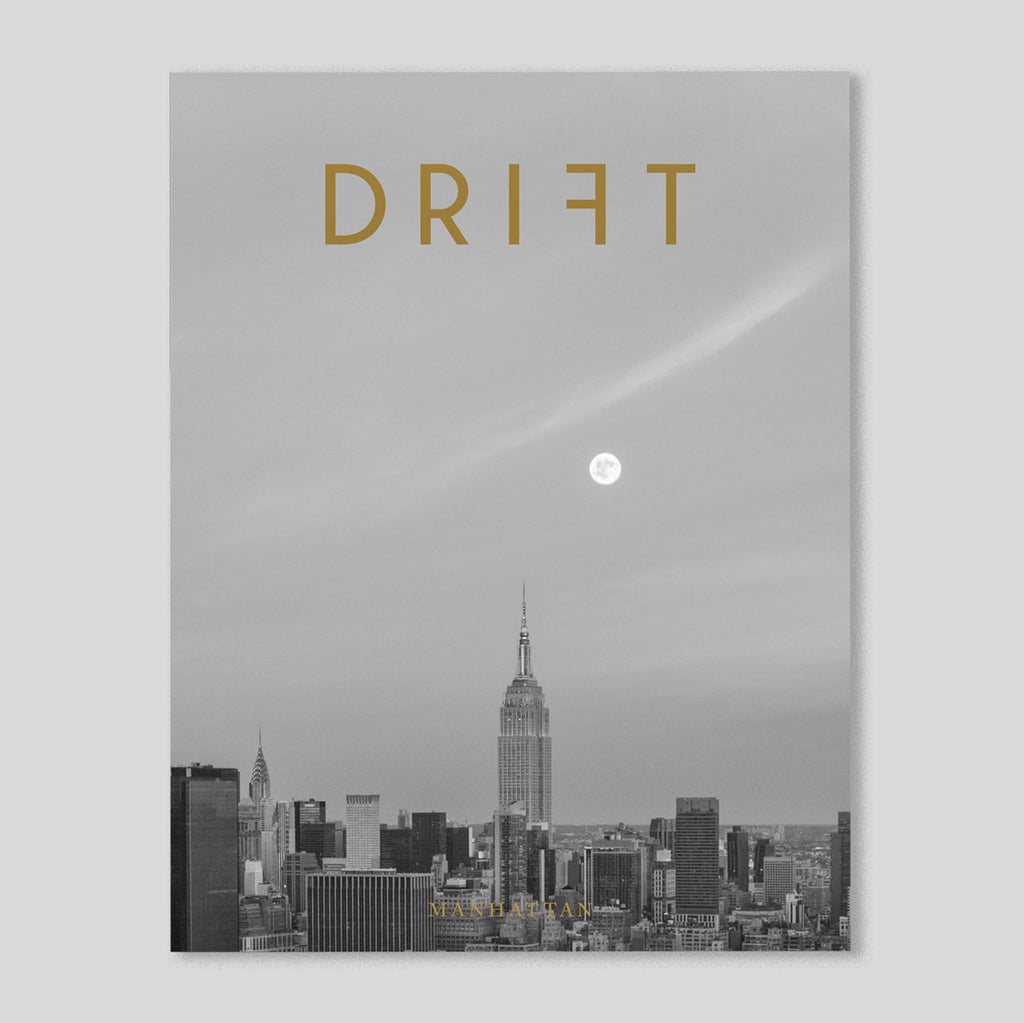 Drift #10 |  Manhattan | Colours May Vary
