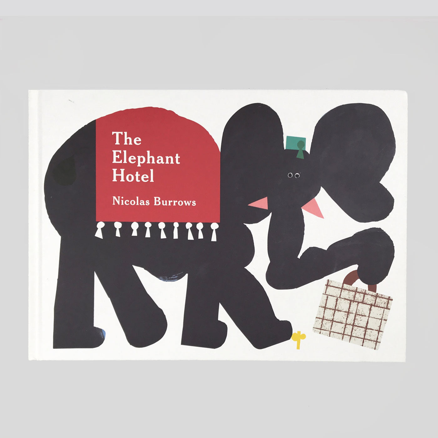 The Elephant Hotel – Nicolas Burrows (Signed Edition)