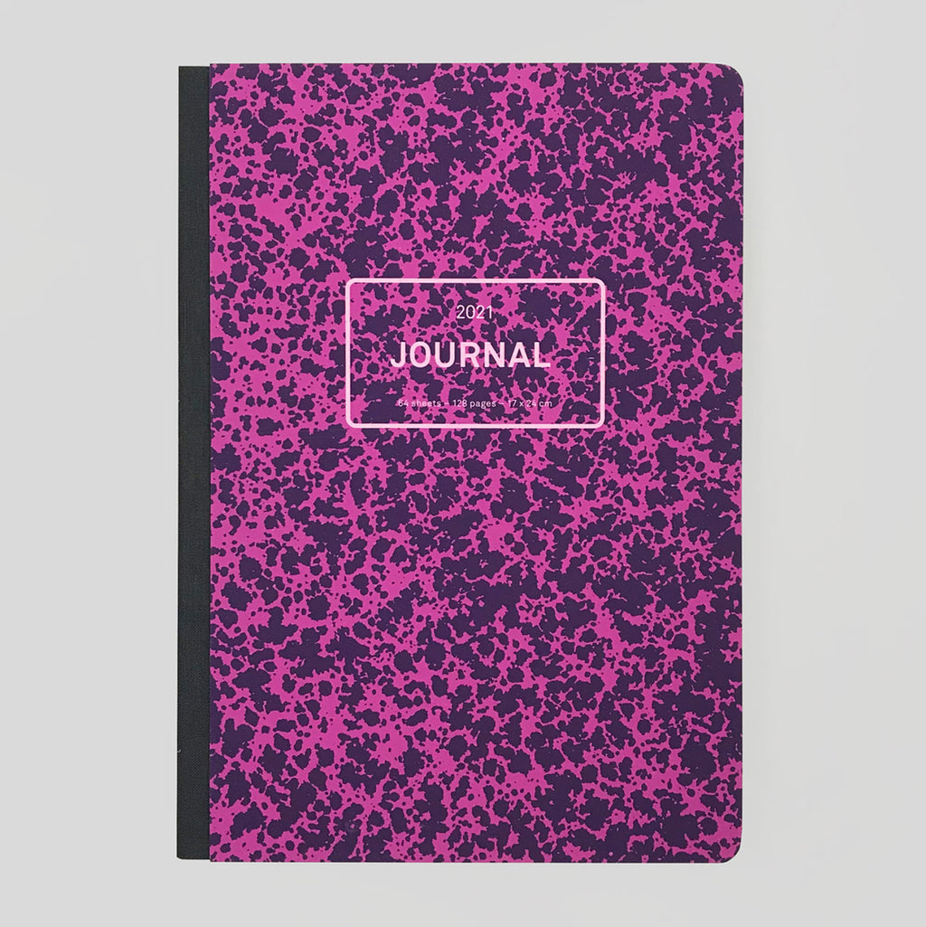 Els & Nel Weekly Journal & Diary 2021 - Special Edition - Colours May Vary