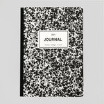 Els & Nel Weekly Journal & Diary 2021 - Colours May Vary