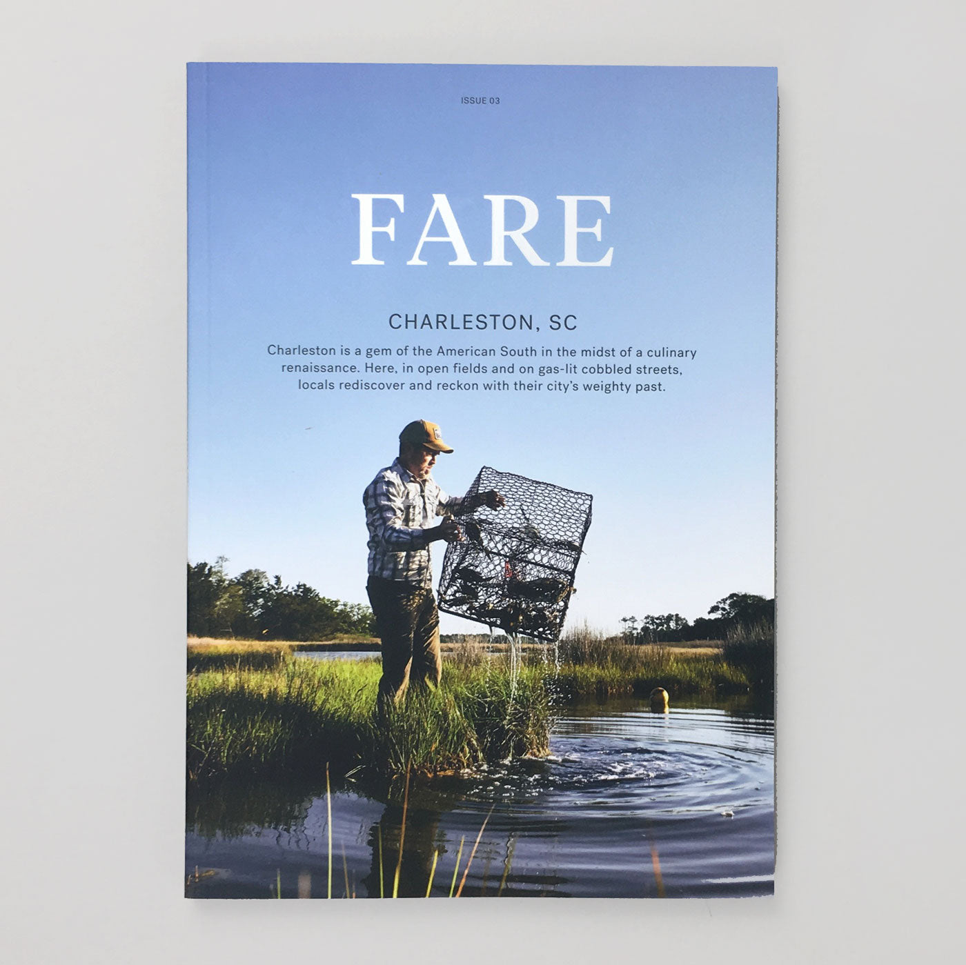 Fare Magazine #3 - Charleston
